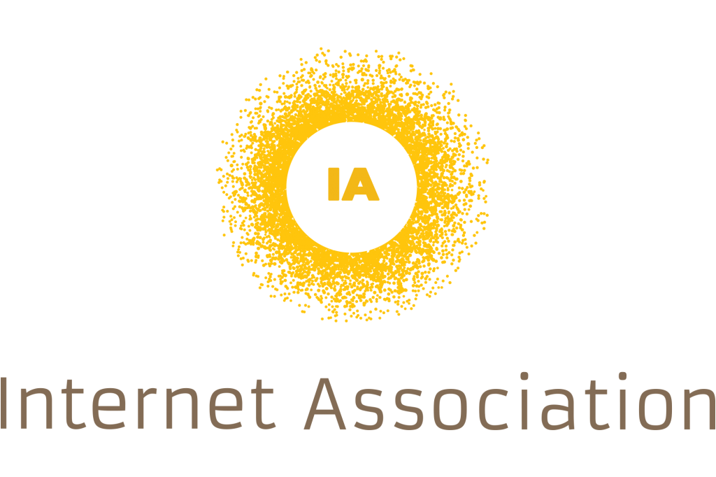 Internet Association Sponsor Logo