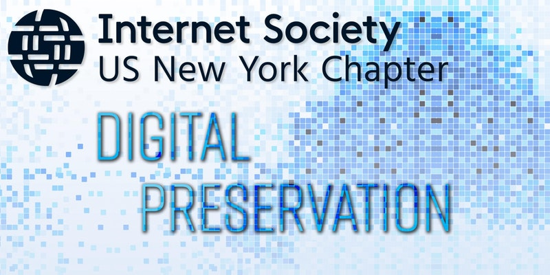 Digital Preservation: Policy Challenges (with Vint Cerf)